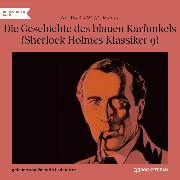 Cover-Bild zu Die Geschichte des blauen Karfunkels - Sherlock Holmes Klassiker, Folge 9 (Ungekürzt) (Audio Download) von Doyle, Arthur Conan