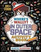 Cover-Bild zu Handford, Martin: Where's Wally? in Outer Space