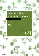 Cover-Bild zu Perret, Roland R.: Annuario delle assicurazioni sociali 2021