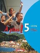 Cover-Bild zu Gregor, Gertraud: À plus !, Ausgabe 2004, Band 5 (cycle long), Schülerbuch, Festeinband