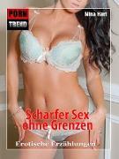 Cover-Bild zu Hart, Nina: Scharfer Sex ohne Grenzen - erotische Geschichten (eBook)