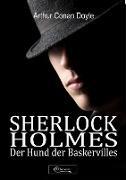 Cover-Bild zu Doyle, Arthur Conan: Sherlock Holmes - Der Hund der Baskervilles (eBook)