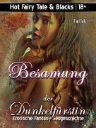 Cover-Bild zu Bube, Paul: Hot Fairy Tale & Blacks: Besamung der Dunkelfürstin - Erotische Fantasy Sexgeschichte (eBook)