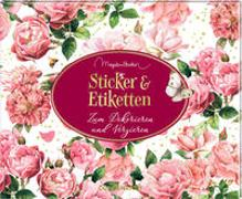 Cover-Bild zu Bastin, Marjolein (Illustr.): Stickerbuch - Jane Austen (M. Bastin) - Sticker und Etiketten