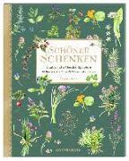 Cover-Bild zu Bastin, Marjolein (Illustr.): Geschenkpapier-Buch - Schöner schenken