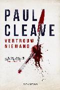 Cover-Bild zu Cleave, Paul: Vertrouw niemand (eBook)