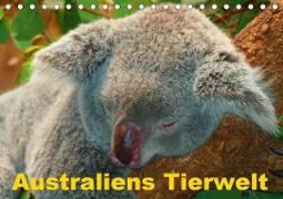 Cover-Bild zu Stanzer, Elisabeth: Australiens Tierwelt (Tischkalender 2021 DIN A5 quer)