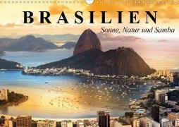 Cover-Bild zu Stanzer, Elisabeth: Brasilien. Sonne, Natur und Samba (Wandkalender 2021 DIN A3 quer)