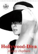 Cover-Bild zu Stanzer, Elisabeth: Hollywood-Diva. Audrey Hepburn (Wandkalender 2021 DIN A4 hoch)