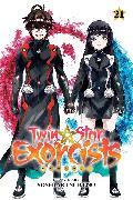 Cover-Bild zu Sukeno, Yoshiaki: Twin Star Exorcists, Vol. 21