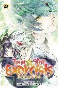 Cover-Bild zu Sukeno, Yoshiaki: Twin Star Exorcists, Vol. 23