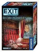 Cover-Bild zu Brand, Inka: EXIT - Der Tote im Orient-Express