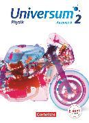 Cover-Bild zu Alboteanu-Schirner, Ana: Universum Physik, Gymnasium - Ausgabe A, Band 2, Schülerbuch