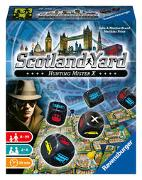 Cover-Bild zu Brand, Inka und Markus: Ravensburger 26010 - Scotland Yard, Das Würfelspiel für 2-4 Spieler, Klassiker, Kinder und Erwachsene ab 8 Jahren