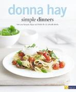 Cover-Bild zu Hay, Donna: simple dinners