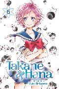 Cover-Bild zu Shiwasu, Yuki: Takane & Hana, Vol. 6