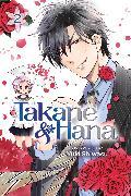 Cover-Bild zu Shiwasu, Yuki: Takane & Hana, Vol. 2