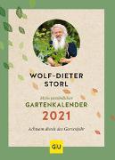 Cover-Bild zu Storl, Wolf-Dieter: Mein persönlicher Gartenkalender 2021