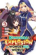 Cover-Bild zu Natsume Akatsuki: Konosuba: An Explosion on This Wonderful World!, Vol. 3