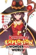 Cover-Bild zu Natsume Akatsuki: Konosuba: An Explosion on This Wonderful World!, Vol. 5