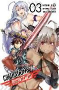 Cover-Bild zu Natsume Akatsuki: Combatants Will Be Dispatched!, Vol. 3 (manga)