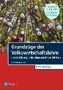 Cover-Bild zu Bofinger, Peter: Grundzüge der Volkswirtschaftslehre