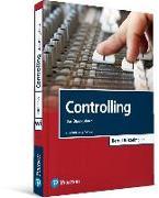 Cover-Bild zu Britzelmaier, Bernd: Controlling - Das Übungsbuch