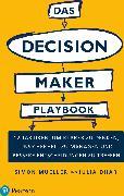 Cover-Bild zu Mueller, Simon: Das Decision Maker Playbook