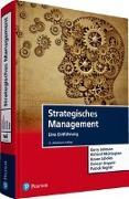 Cover-Bild zu Johnson, Gerry: Strategisches Management