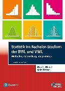 Cover-Bild zu Wewel, Max C.: Statistik im Bachelor-Studium der BWL und VWL