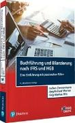 Cover-Bild zu Zimmermann, Jochen: Buchführung und Bilanzierung nach IFRS und HGB