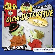 Cover-Bild zu Iland-Olschewski, Barbara: Olchi-Detektive 14 - Ufo in Sicht (Audio Download)