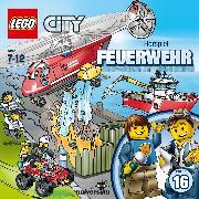 Cover-Bild zu Missler, Robert (Gelesen): LEGO City: Folge 16 - Feuerwehr - Brandgefährlicher Einsatz (Audio Download)