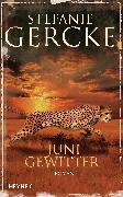Cover-Bild zu Gercke, Stefanie: Junigewitter (eBook)