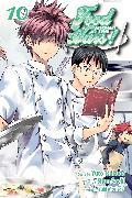 Cover-Bild zu Tsukuda, Yuto: Food Wars!: Shokugeki no Soma, Vol. 10