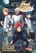 Cover-Bild zu Morisaki, Yuki: Food Wars - Shokugeki No Soma 33