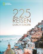 Cover-Bild zu In 225 Reisen durch Europa