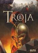 Cover-Bild zu Jarry, Nicolas: Troja 01. Das Volk des Meeres