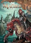 Cover-Bild zu Jarry, Nicolas: Magier. Band 4