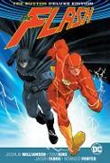Cover-Bild zu King, Tom: Batman/The Flash: The Button Deluxe Edition (International Version)