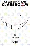 Cover-Bild zu Matsui, Yusei: Assassination Classroom, Band 12