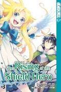 Cover-Bild zu Aneko, Yusagi: The Rising of the Shield Hero 03