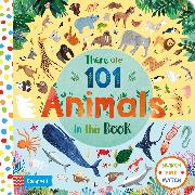 Cover-Bild zu There Are 101 Animals In This Book von Books, Campbell