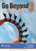 Cover-Bild zu Go Beyond Student's Book Premium Pack 3 von Benne, Rebecca Robb