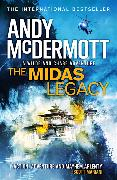 Cover-Bild zu McDermott, Andy: The Midas Legacy (Wilde/Chase 12)