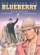 Cover-Bild zu Die Jugend von Blueberry Bd. 47 - Leutnant Blueberry