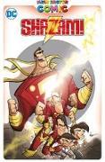 Cover-Bild zu Kunkel, Mike: Mein erster Comic: Shazam!