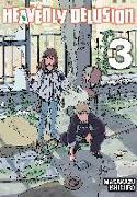 Cover-Bild zu Ishiguro Masakazu: Heavenly Delusion, Volume 3