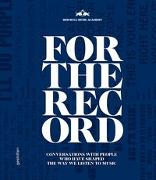 Cover-Bild zu For the Record von Ameri, Many (Hrsg.)