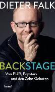 Cover-Bild zu Backstage von Falk, Dieter